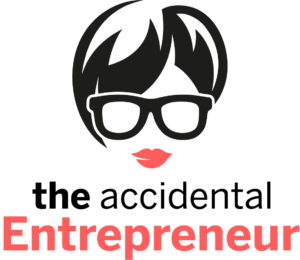 Accidental Entrepreneur Logo