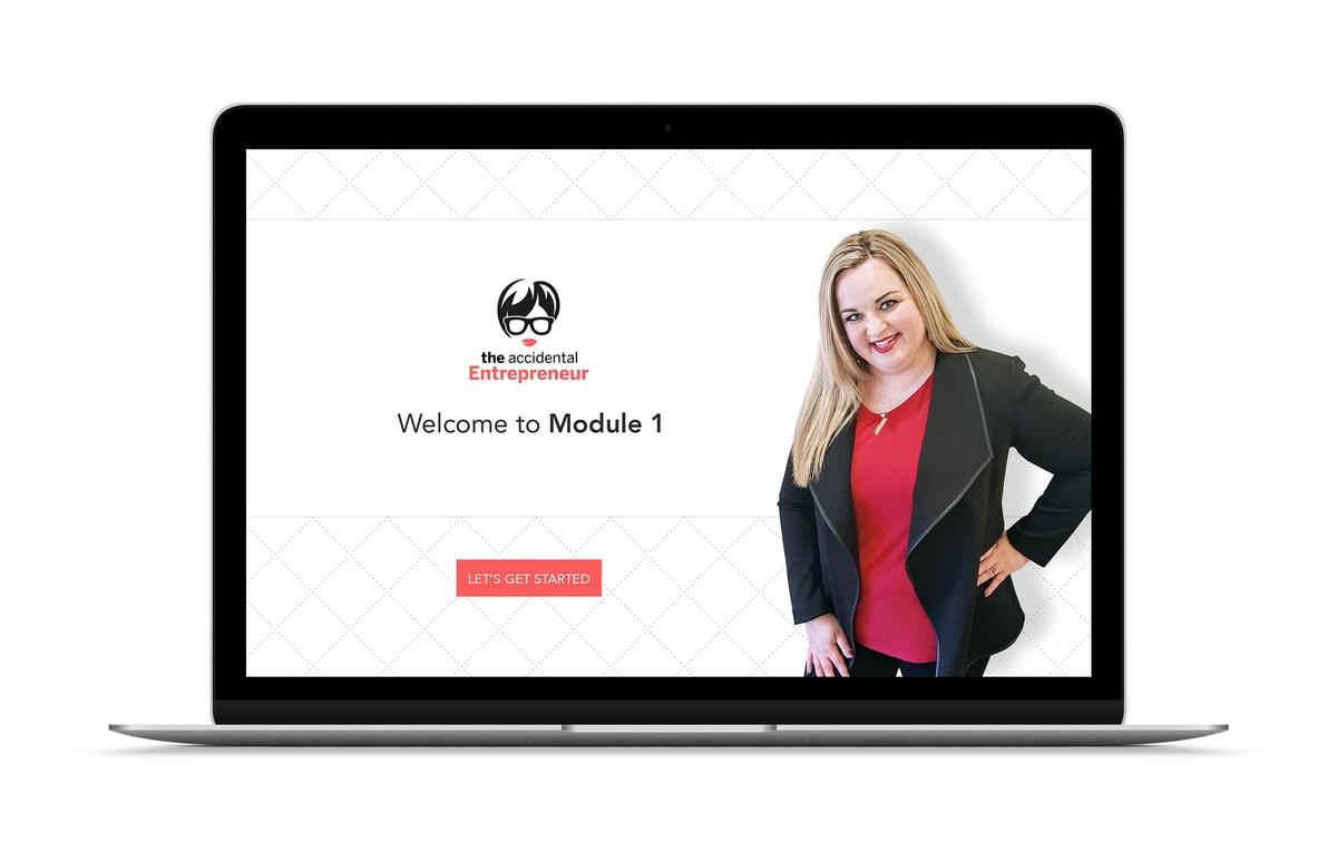 the accidental entrepreneur module 1